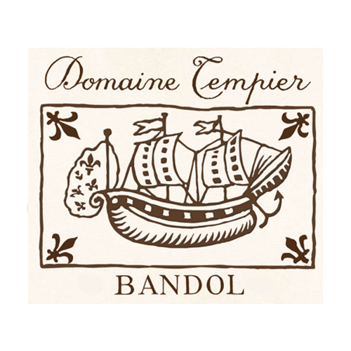 Logo Domaine Tempier Bandol