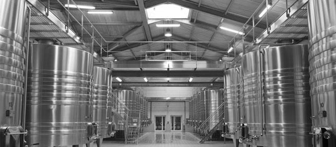génie climatique dans le secteur du vin