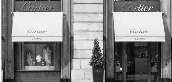 génie climatique de Luxe boutique Cartier